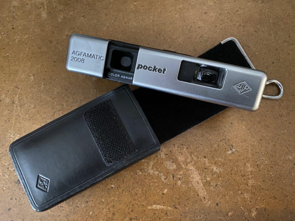 Mein erster Fotoapparat - eine Agfa Pocket 2008 - Alle Markenrechte liegen bei den jeweiligen Rechteinhabern!