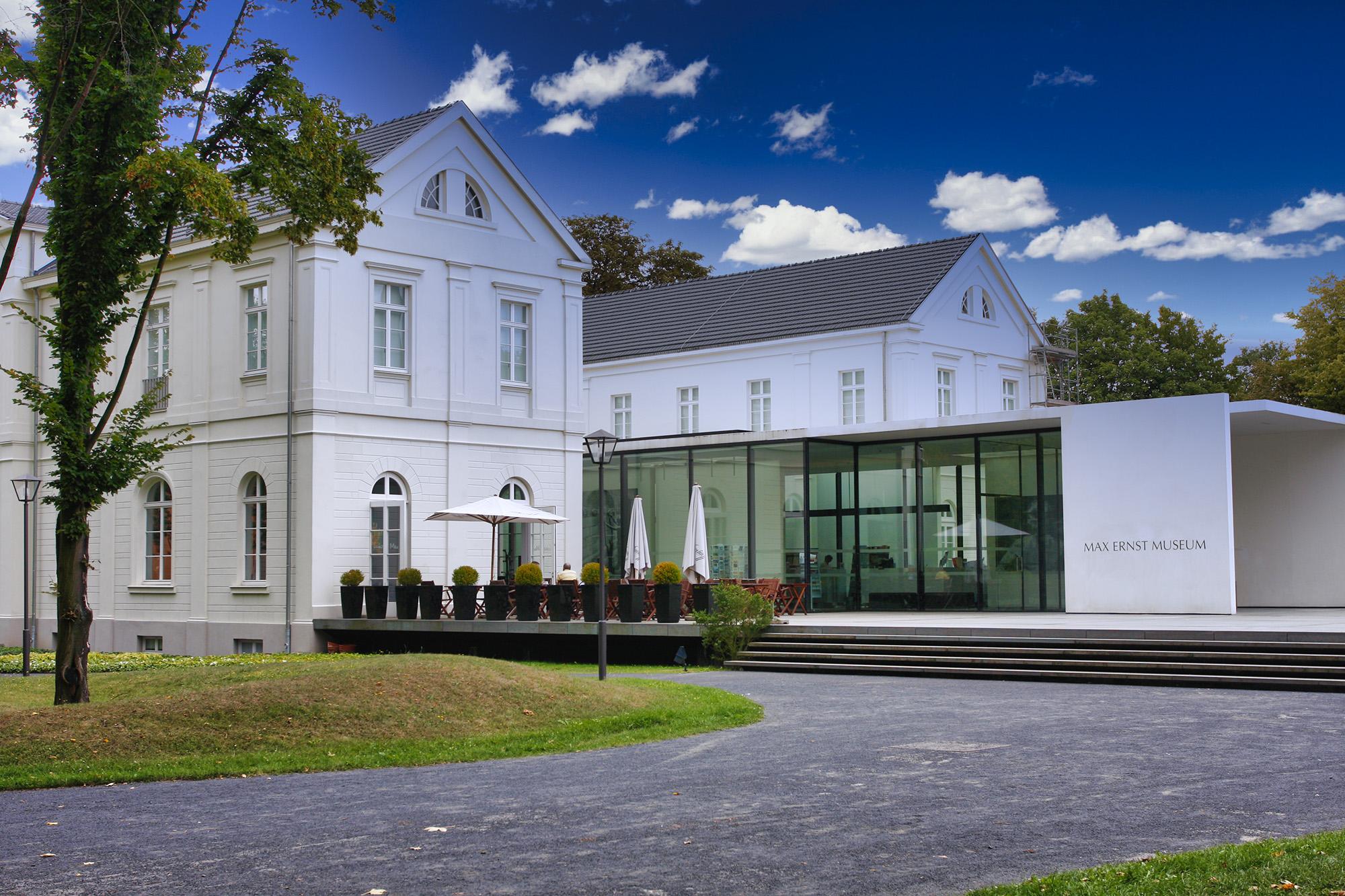 Das Max Ernst Museum in Brühl