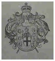 Wappen der Stadt Brühl - gestaltet von Franz Gold