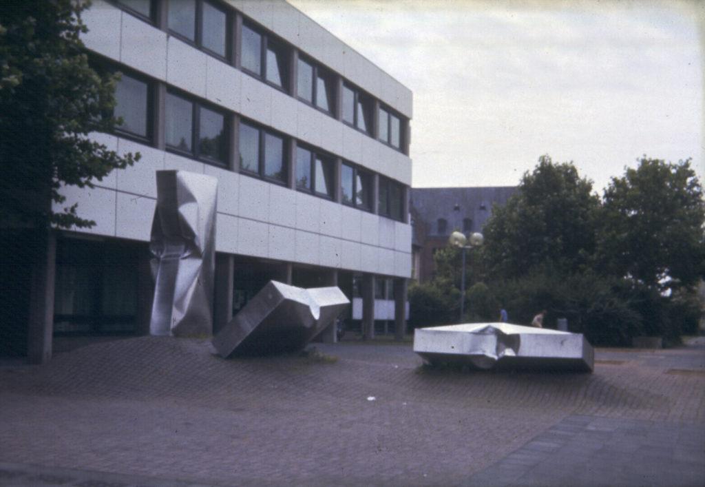 Der Neubau des Amtsgerichtes am Balthasar-Neumann-Platz - Foto: Jakob Sonntag